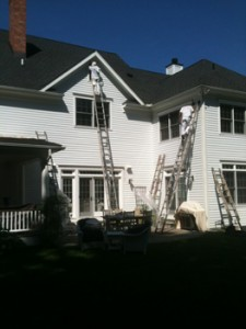 House painting Darien CT by Flying Colors Painters